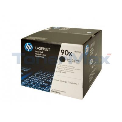 HP NO 90X PRINT CARTRIDGE DUAL PACK 48K